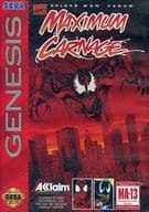 GENESIS (North America) SPIDER-MAN VENOM MAXIMUM CARNAGE