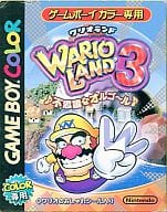 Wario Land 3 Mysterious Music Box