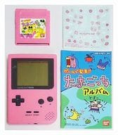 Tamagotchi Pink TAMAGOTCH Set (Comes with Game Boy Pocket) [Limited Edition] (Condition : Body Condition Failure)