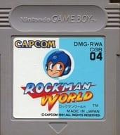 MEGA MAN World (Status : ROM Cassette Only, ROM Cassette Status Failure)