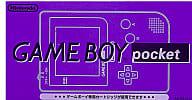 Game Boy Pocket Body Clear Purple