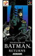 Batman franchise media Returns