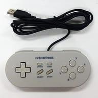 Retro-freak controller