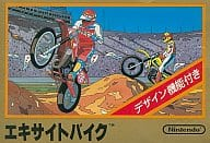 (with box&manual) EXCITEBIKE