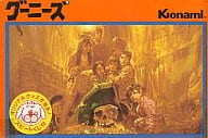 (with box&manual) THE GOONIES