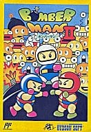 (with box&manual) BOMBER MAN II
