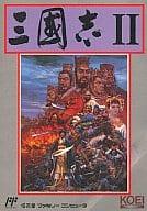 (with box&manual) Romance of the Three Kingdoms II