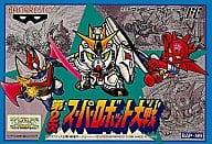 (with box&manual) Dai-2-Ji Super Robot Taisen
