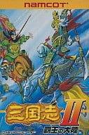 (with box&manual) Sangokushi 2 : Haou's continent