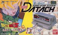 (with box&manual) Datach DRAGON BALL Z