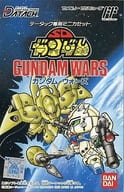 (with box&manual) Datach SD GUNDAM GUNDAM WARS