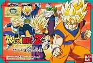 Dragon Ball Z Gaidai Saiyan extinction plan