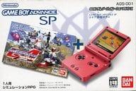SD Gundam G Generation Advance bundled version (condition : AC adapter missing)