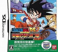 Dragon Ball DS 2 Charge! Red Ribbon Army