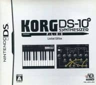 KORG DS-10 PLUS [Limited Edition] (Condition: Awareness Totally Chipped Software Only)