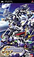 SD Gundam G Generation Portable [PSP the Best]