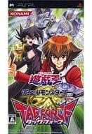 Yu-Gi-Oh! Duel Monsters GX Tag Force (Condition : UMD Case Peeled Off)