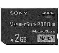 Memory Stick Pro Duo Mark2 2 gb
