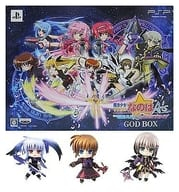 Magical Girl Lyrical Nanoha A's Portable -GEARS OF DESTINY - [Limited Edition]