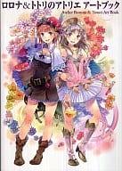 Lolona & Atelier Totori Artbook