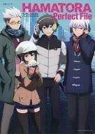 """TV anime """"Hamathra"""" Perfect file"""