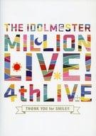 パンフレット THE IDOLM@STER MILLION LIVE! 4thLIVE TH@NK YOU for SMILE!!