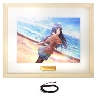 With accessories) Rascal Does Not Dream of Bunny Girl Senpai Character Fang Glaf HeroinEs Collection (Sakurajima Mai)