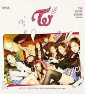TWICE / THE STORY BEGINS (Taiwan Edition) [Import Disc]
