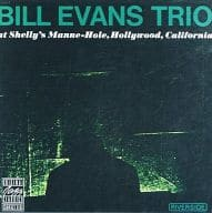 BILL EVANS TRIO / AT SHELLY'S MANNE-HOLE [import]