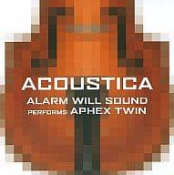 APHEX TWIN / ACOUSTICA ALARM WILL SOUND [import]