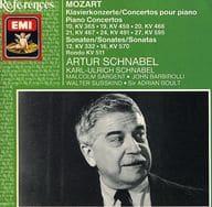 ARTUR SCHNABEL (Piano) / MOZART : PIANO CONCERTOS 10, 19-21, 24, 27 [import edition]