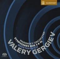 VALERY GERGIEV / SHOSTAKOVICH : SYMPHONIES NOS3 & 10 (Hybrid SACD) [Import Edition]