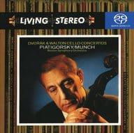 Gregor Piatigorsky (cell) / Charles Munch (conductor) / DVORAK : Concerto in B Minor. Op. 104/WALTON : Cello Concerto (Hybrid SACD) [import version]