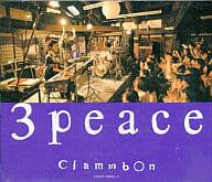 Clammbon / 3 peace-live at Hyakunenzou-