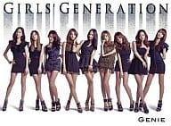 First Press Limited / Genie with Girls' Generation DVD