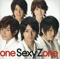 Sexy Zone / one Sexy Zone [Regular Edition]