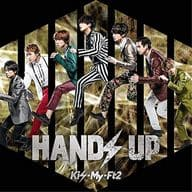 Kis-My-Ft2 / HANDS UP [带DVD,初回版A]