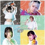 TA Joshi / Ashita ni Tsunaete Sayonara / Crazy Sunlize (E Version)