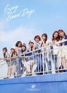 Girls2 / Enjoy/Good Days [first production limited edition with Blu-ray]