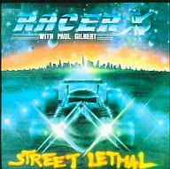 Racer / X / Street Lethal (out of print)