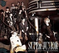 Super Junior / Super Junior Japan Limited Special Edition - Super SHOW3 Commemorative Edition - (with DVD)