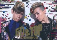 GD&TOP / GD&TOP OH YEAH feat. BOM (from 2NE1) -YG Family Concert in Japan EDITION-[Type-A]