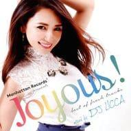 "DJ LICCA / Manhattan Records presents ""Joyous!"" -best of fresh tracks- mixed by DJ LICCA"