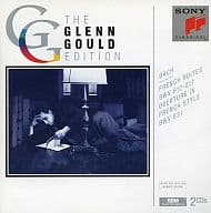 Glenn Gould (piano) / Bach French Suite (6 songs in total)
