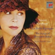 Susan Graham (Meso Soprano) Roger ヴィニョーレス ((Piano) / Reynaldo Hahn : Ahn Song Collection
