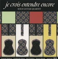 Cologne Guitar Quartet / What Remains is Your Singing Voice ~ From Japanese Songs to Tango ~ Nostalgic Sound of Postcards ~