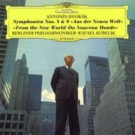 Rafael Kubelík / Dvorak : Symphony No. 8, No. 9 「 From the New World 」