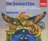 """Philharmonia Orchestra and Choir Led by Otto Klemperer / Mozart : Entire Opera """"Mabue"""""""