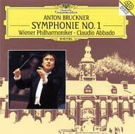 Claudio Abbado Vienna Philharmonic / Bruckner : Symphony No. 1