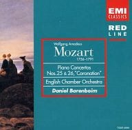Daniel Barenboim (piano and conductor) British Chamber Orchestra / Mozart : Piano Concerto No. 25 and 26